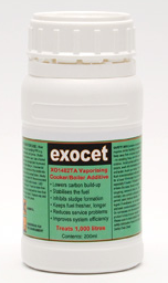 exocet fuel additive